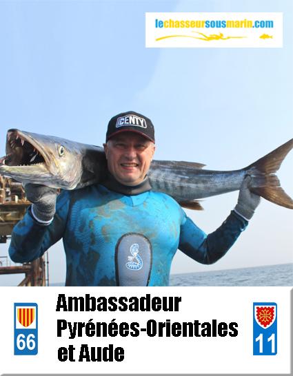 ambassadeur chasse sous-marine 66 et 11